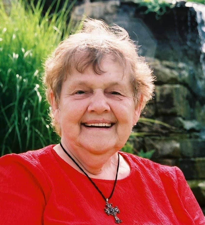 Donna Eileen Maroney Grant