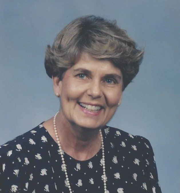 Mary Moran Brigham